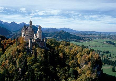 Schloss Neuschwanstein kann jetzt auch als 3D-Modell im Web erkundet werden.
