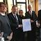 Elektronisches Bezahlverfahren der Stadt Siegburg überzeugt beim Axians Infoma Innovationspreis 2016.
