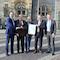 Stadt Remscheid ist Gewinner des Infoma Innovationspreises 2016.