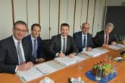 Das Elektrizitätswerk der Stadt Zürich beteiligt sich als Drittinvestor am Trianel Windpark Borkum II.