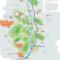 Vorschlag zum Trassenverlauf von SuedLink.