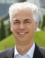 Andreas Grüber will neuen Schwung in den Public Sector Parc bringen.