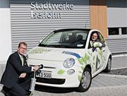 Stadt und Stadtwerke Iserlohn setzen auf die Elektromobilität.