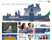 Das Land Nordrhein-Westfalen stellt sein neues Portal Karriere.NRW vor.