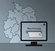 Die E-Rechnung soll künftig in allen Bundesländern und in den Kommunen zum Einsatz kommen.