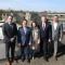 Freude über den Kooperationsvertrag: Energieversorger REWAG bietet künftig Strom aus Regensburger Wasserkraft an.