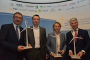 Kommunale Energieversorger haben den Startschuss für den weiteren Ausbau des Trianel Offshore-Windparks Borkum gegeben.