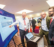 Experten präsentieren auf dem Zukunftskongress Lösungen aus der Praxis.