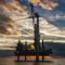 Im Offshore-Windpark Burbo Bank Extension bei Liverpool setzt Dong Energy auf die Turbinen V164-8.0 MW des Herstellers MHI- Vestas.