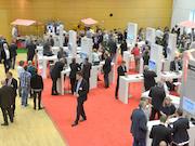 Über den neuesten Stand der Informationstechnologie können sich Besucher der ekom21 eXPO informieren.