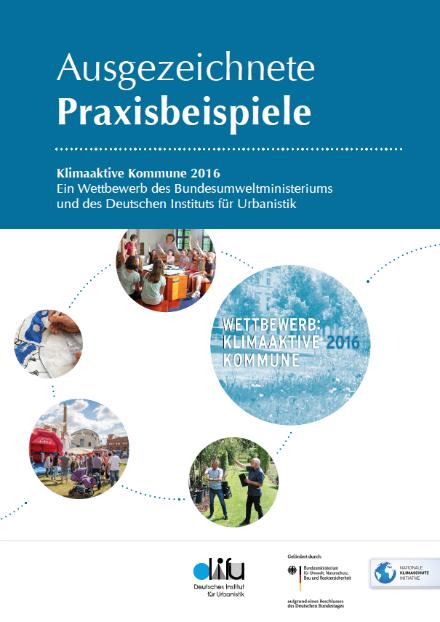 Die Online-Broschüre Ausgezeichnete Praxisbeispiele ist aus dem Wettbewerb Klimaaktive Kommune entstanden und soll zum Nachahmen anregen.