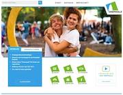 Emotionale Titelbilder statt kühlem Design: Die neue Website der Stadt Diepholz.