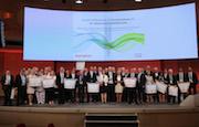 Die Gewinner des E-Government-Wettbewerbs 2017 wurden auf dem Zukunftskongress Staat & Verwaltung in Berlin ausgezeichnet.