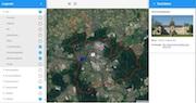 Umfassende Informationen bietet die Hanau Map den Nutzern.
