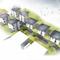 In Herne planen die Stadtwerke den Bau von sieben weitgehend energieautarken Einfamilienhäusern mit Redox-Flow-Batterien.