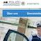Die Polizei Baden-Württemberg hat ihre Website einem Relaunch unterzogen.