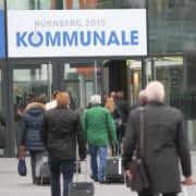Messe für Kommunalbedarf in zweijährigem Rhythmus: Die Kommunale öffnet am 18. und 19. Oktober 2017 im Messezentrum Nürnberg bereits zum zehnten Mal ihre Tore.