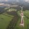 Drei Schwachwind-Anlagen vom Typ Vestas V126 bilden den Windpark Hasselbach.
