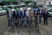 Gemeinsames Engagement für die Elektromobilität: Die kommunalen Partner in Bochum.