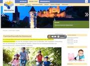 Texte auf der Website der Stadt Wertheim können sich Interessierte vorlesen lassen.