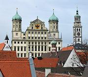 Augsburger erledigen immer mehr Behördengänge online.