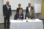 Der Landesbetrieb Forst und der Trink- und Abwasser-Zweckverband Dürrenhofe/Krugau treten dem Online-Portal Maerker bei.