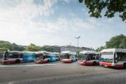 E-Busse für Hamburg: Das Unternehmen Hamburger Hochbahn plant die Anschaffung von 60 emissionsfreien Bussen für 2019 und 2020.