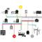 IntegraNet: Welche Technologien eigen sich in welchen Regionen für den Energieausgleich?