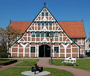 Im Rathaus der Gemeinde Jork kommt der Cloud-Arbeitsplatz zum Einsatz.