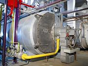 Bioerdgas-BHKW sorgt für Fernwärme in Rochlitz.