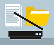 Vitako und die KGSt haben für Kommunalverwaltungen eine Leitlinie zum ersetzenden Scannen veröffentlicht.