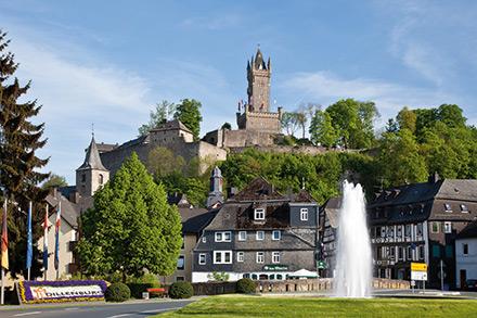 Die Stadt Dillenburg setzt seit dem Jahr 2011 auf BI.