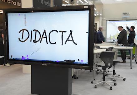 Auf der didacta DIGITAL erleben Besucher die Zukunft der Schule.