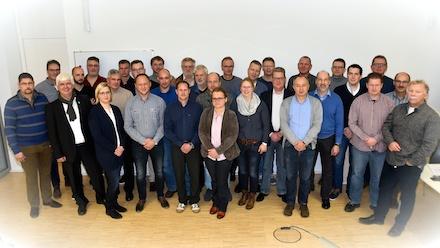 Die Mitglieder des Runden Tisches GDI Fulda arbeiten an einer gemeinsamen Geodaten-Infrastruktur für den ganzen Landkreis.