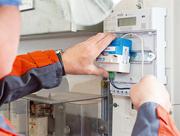 Smart-Meter-Einbau: Intelligente Messsysteme ermöglichen Mehrwertdienste.