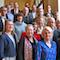 Relevante Akteure der Berliner Stadtgesellschaft, Mitglieder des Abgeordnetenhauses und wissenschaftliche Experten sollen die Machbarkeitsstudie zum Kohleausstieg aus gesellschaftlicher Perspektive kritisch begleiten.