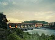 Wasserkraftwerk Eglisau in der Schweiz: Verbände wollen die Bedeutung der Wasserkraft für Europa stärker herausstellen.