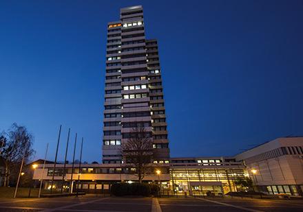 Stadt Kaiserslautern behält den Überblick.