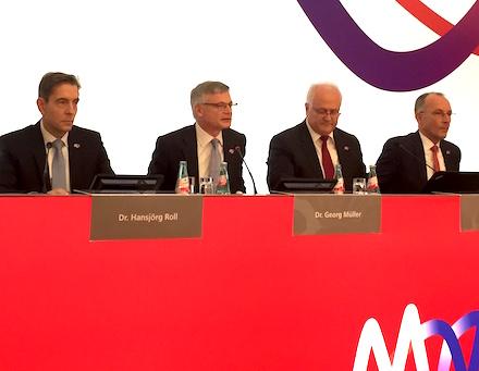 Der MVV-Vorstand erwartet einen leichten Umsatz- und Ergebniszuwachs für das Geschäftsjahr 2018.