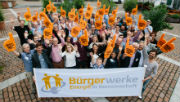 Crowdfunding: Die Bürgerwerke sammeln eine halbe Million Euro Bürgerkapital für weiteres Wachstum ein.