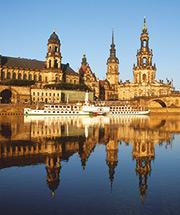 Dresden ist eine von vier Smart-City-Leuchtturmstädten in Deutschland.