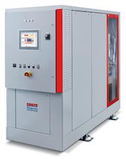 Der BHKW-Typ GG 132 von Sokratherm hat 133 Kilowatt (kW) elektrische Nennleistung und 196 kW Heizleistung.