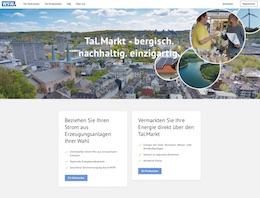 Zum Jahreswechsel wurde die Plattform Tal.Markt scharf geschaltet, der weltweit erste Blockchain-basierte Handelsplatz für Ökostrom eines kommunalen Energieversorgers.