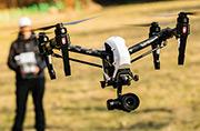 Mit Drohnen Daten mobil erfassen.