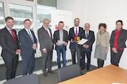 Mit neun Kommunen kooperiert der Kreis Groß-Gerau mit dem 115-Service-Center in Frankfurt am Main.