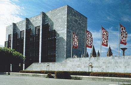 Mainzer Rathaus: Beschaffung ohne Papier.