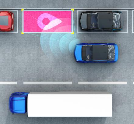 Smartes Parken soll künftig in Hamburg möglich sein.