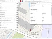 Mit der Hamburger Straßen- und Gebietsauskunft (SGA) jederzeit den Überblick behalten.