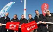 Neuer Windpark in Winsen (Luhe) versorgt mehr als 20.000 Haushalte mit sauberer Energie.