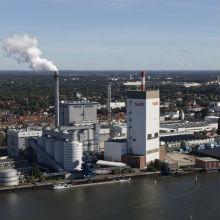 swb-Heizkraftwerk Hastedt: Im Mai 2018 wird beim Bremer Energieversorger ein kombiniertes Batterie- und Power-to-Heat-System installiert.